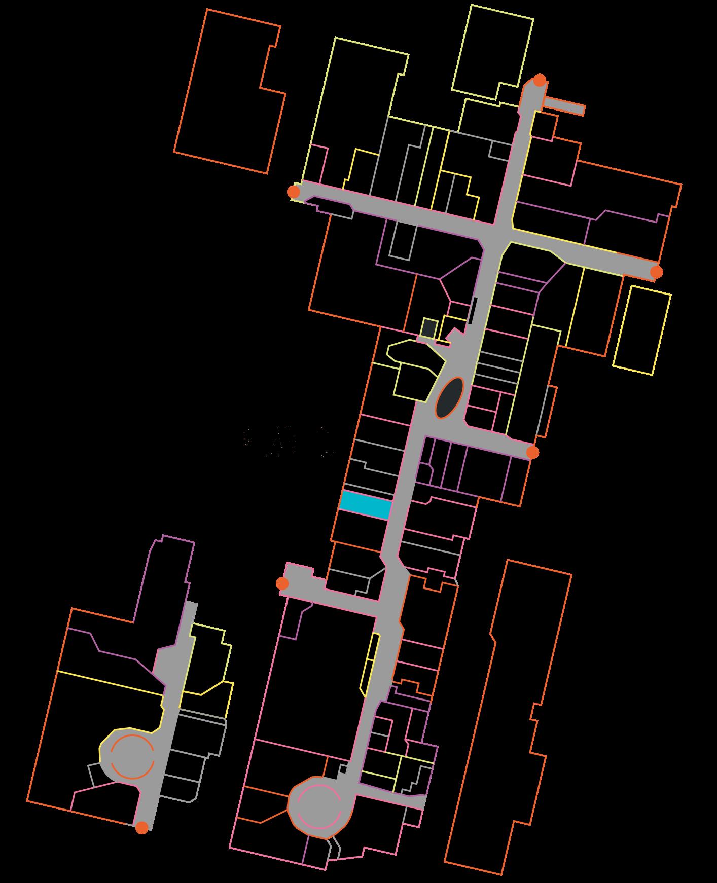 Pressbyrån karta