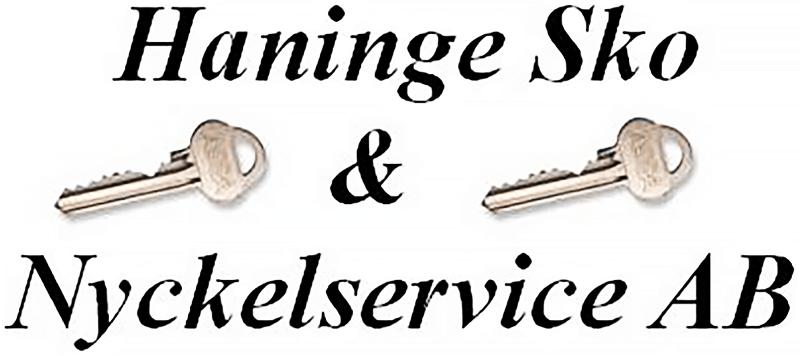 Haninge Sko- & Nyckelservice logo