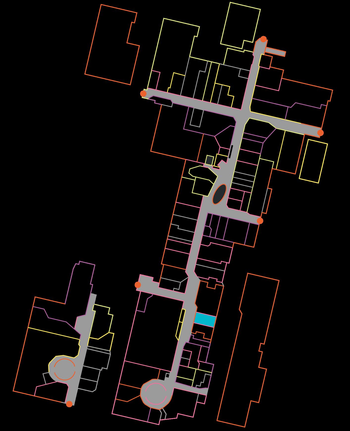 Hårklippet karta