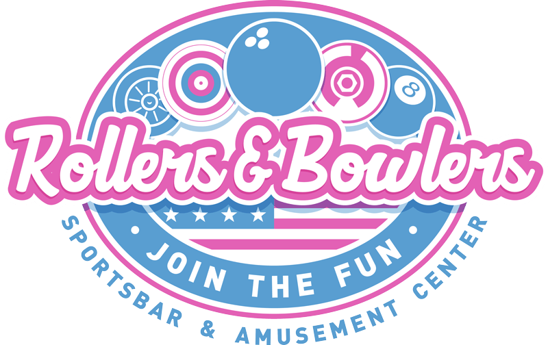 Rollers & Bowlers logo