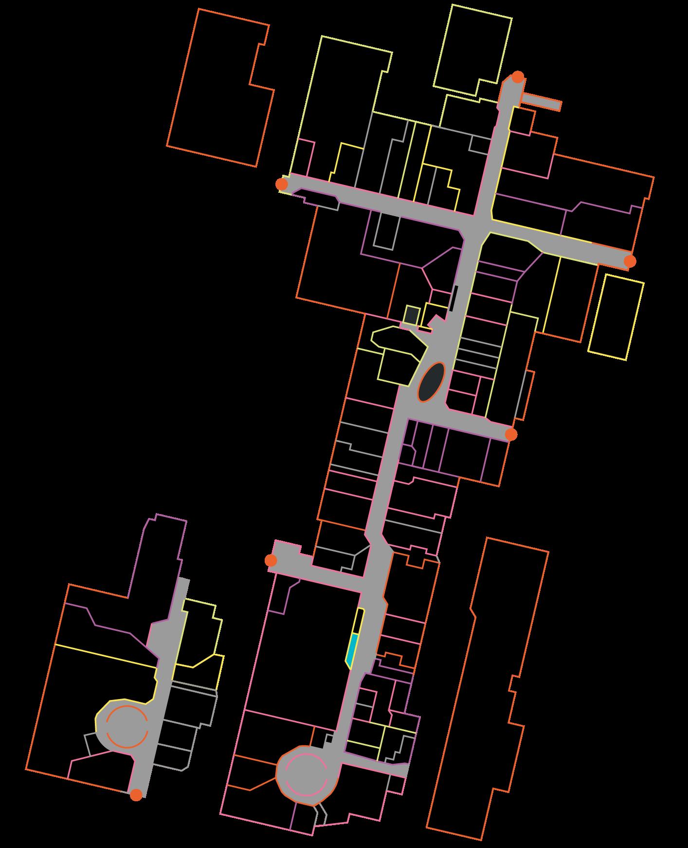 Haninge Kemtvätt & Skrädderi karta